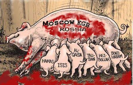 """Российские солдаты в Сирии ходят с нашивками террористической организации """"Хезболла"""", - пользователи соцсетей - Цензор.НЕТ 7765"""