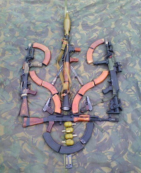 """""""Без повесток и военкоматов они взяли оружие в руки, чтобы дать отпор агрессору"""", - сегодня отмечается годовщина создания добровольческих батальонов - Цензор.НЕТ 427"""